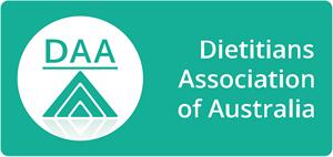Dietitians Association of Australia logo